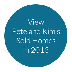 pete and kim solds 2013